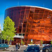 Dzintars concert hall, Liepaja