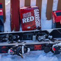 Locally brewed real beer for real adventures, Cape North, Cape Breton Island, Nova Scotia adventure ski shoot for Ski Canada magazine.